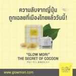 Glow Mori The Secret of Cocoon Sleeping Cream โกลว์ โมริ ครีมรังไหม ราคาถูก ขายส่ง ของแท้
