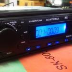 วิทยุติดรถยนต์ usb ยี้ห้อ ROADSTAR รุ่น rs-801