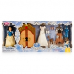 z Snow White Wardrobe Doll Play Set