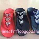 รองเท้า Fitflob New 2014 สีดำ No.FF738