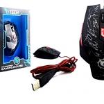 "USB Gameming Mouse G-TECH ""X-7"" Black"
