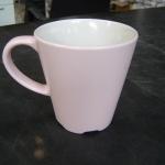 แก้วมัคสีชมพู