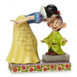 z Snow White and Dopey ''Sweetest Farewell'' Figure by Jim Shore