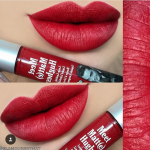 **พร้อมส่งค่ะ**The Balm Meet Matte Hughes Long Lasting Liquid Lipstick สี Loyal