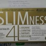 4L Slimness โฟร์แอล สลิมเนส อาหารเสริมลดน้ําหนัก ราคาถูก ราคาส่ง ของแท้