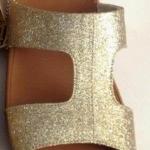 รองเท้า Fitflob New สวม เกรดเพชร รุ่นใหม่ สีครีม No.FF233