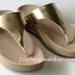 รองเท้า Fitflob Lulu หูหนีบ สีทอง No.FF222
