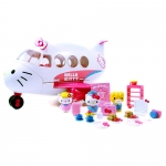 z Hello Kitty Jet Plane Play Set
