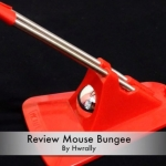 Mouse Bungee MB.100 (แดง)