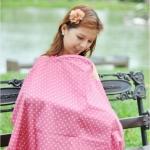 Punnita ผ้าคลุมให้นม Cotton 100%
