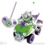 รถบังคับ Buzz lightyear เลี้ยวได้ 360 องศา (ส่งฟรี)