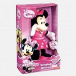 z Fisher Price Minnie Mouse Bow-Tique Hot Dog Dancer Minnie.