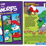 Smurf Season 1-3 = 7 DIsc (Language: Eng Sub: No)