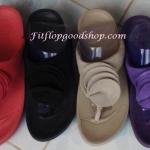 รองเท้า Fitflob  Yoko สีแดง , สีดำ , สีครีม , สีม่วง No.FF216
