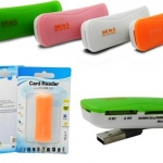Card Reader 15in1 High Speed คละสี