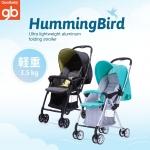 รถเข็นเด็ก Goodbaby รุ่น Hummingbirds stroller JAPAN very lightweight aluminum tube เเข็งเเรงรับน้ำหนักได้ถึง 20 kg ประกัน 1 ปี ศูนย์ Thailand