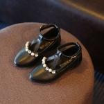 รองเท้าเด็ก คัทชูเด็กสีดำ ไซส์ 30