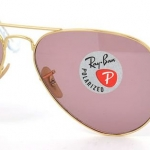 RB3025 001/15 | Ray-Ban AVIATOR LARGE METAL Polarized