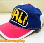 หมวก ARALE อาราเล่ สีน้ำเงิน-ชมพู 2 tone
