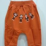 M12030 กางเกงสามส่วน Paul Frank - สีส้ม
