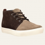 รองเท้า MEN'S ADVENTURE CUPSOLE CHUKKA SHOES TAUPE SUEDE Style A166E236 Shoe Size 41 - 45 พร้อมกล่อง