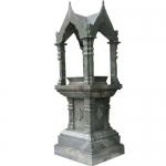 ศาลพระพรหม ขนาด กว้าง 107 ยาว 107 สูง 280 เซนติเมตร