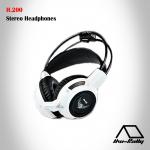 H200 stereo headphones