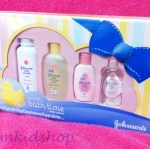 Johnson's more than bath time baby giftset
