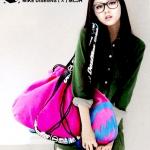กระเป๋าแนวอินดี้ Indy ของ MCJH & JMT เกาหลี สะพายสำหรับนักเรียน นักศึกษา เดินทาง เล่นกีฬา Sport