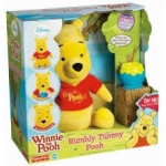 Fisher Price Winnie the pooh Rumbly Tummy Pooh.