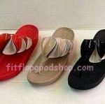 รองเท้า Fitflob Hanabira สีแดง No.FF360
