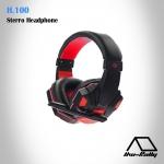 H100 stereo headphones