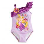 Rapunzel Swimsuit for Girls ของแท้ นำเข้าจากอเมริกา