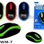 Wireless Mouse 2.4G Gtech GTWM-07 คละสี