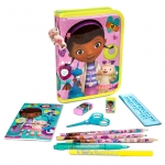 z Doc McStuffins Zip-Up Stationery Kit