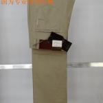 Pre-Order กางเกงยีนส์ ขายาว ขาตรง สีกากี แฟชั่นกางเกงยีนส์สำหรับนุ่มร่างใหญ่ ไซส์ใหญ่
