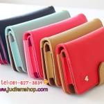 พร้อมส่ง กระเป๋าใส่ไอโฟน 4/4s-5/5s/5c สีชมพู