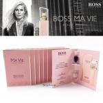 Hugo Boss Ma Vie Pour Femme for women ขนาดทดลอง 1.5ml