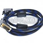 Cable Glink DVI 24+1 1.8 m สายถัก