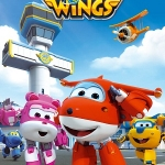 Super Wings ซูเปอร์วิงส์ เหินฟ้าผู้พิทักษ์ Vol 1 - 6 VCD พากษ์ไทย