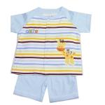 ชุดเด็กชาย 2 ชิ้น เสื้อและกางเกง ขนาด 12 เดือน