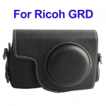 พร้อมส่ง กระเป๋ากล้องหนัง เคสกล้อง Ricoh GRD