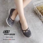 รองเท้าผ้าใบเพื่อสุขภาพ STYLE SKECER พื้นยางอย่างดี