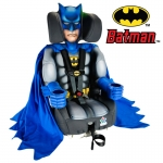 Batman Carseat แบทแมน คาร์ซีท KidsEmbrace Friendship Combination Booster Car Seat - Batman ลิขสิทธ์เเท้ USA EU Vehicle Standards