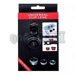 Universal Clip Lens 3 in 1 คละสี