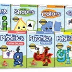 Preschool Prep & Sight Words 10 DVD