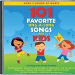 CD Audio Song 101 kid's favorite songs มี 2 แผ่น ครบชุด 50 บาท