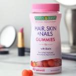 **พร้อมส่งค่ะ**nature's bounty hair skin and nails gummies with biotin