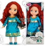 Disney Animators' Collection Merida Doll - 16''