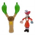 z Captain Hook Talking Launcher Set